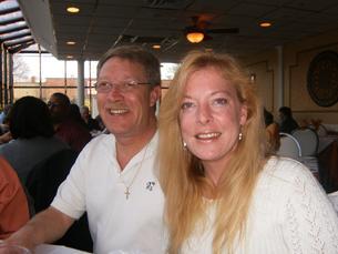 Kathie and Scott